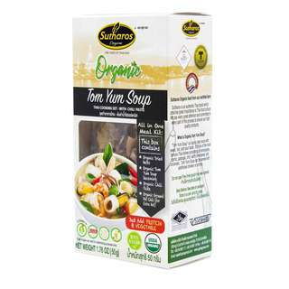 Sutharos Organic Thai Tom Yum Soup