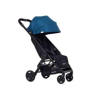 Ergobaby Metro Compact City Stroller Marine Blue