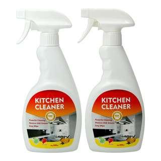 GW Multipurpose Kitchen Cleaner Pack
