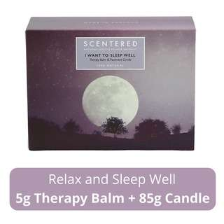 Scentered Sleep Well Gift Set