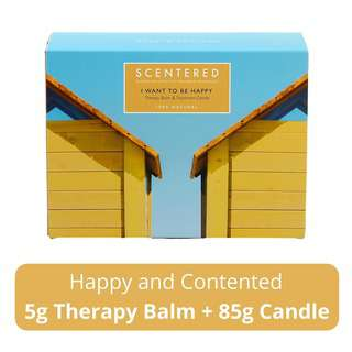 Scentered Be Happy Gift Set