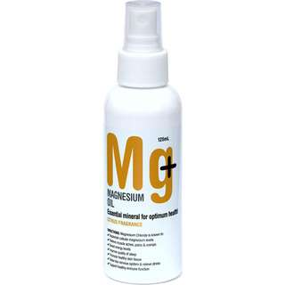 Natural Aid Magnesium Oil Citrus