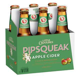 Little Creatures Pipsqueak Cider 330ml