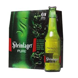 Steinlager Pure Bottle 330ml