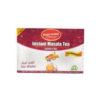 Wagh Bakri Instant Masala Tea (Unsweetened)
