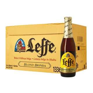 Leffe Brun Bottle 330ml