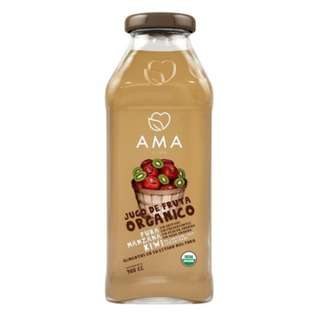 AMA TIME Organic Kiwi and Apple Juice 300ml 1 X 300ML