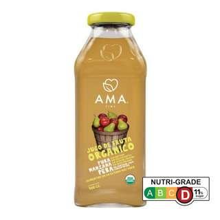 AMA TIME Organic Pear and Apple Juice 300ml 1 X 300ML