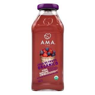 AMA TIME Organic Plum and Apple Juice 300ml 1 X 300ML
