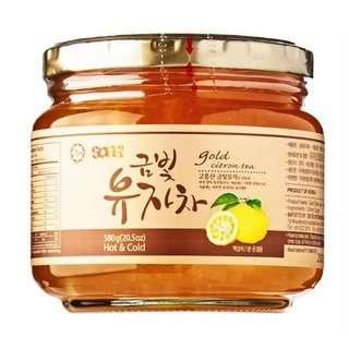 Jewon Gold Korean Citron Tea