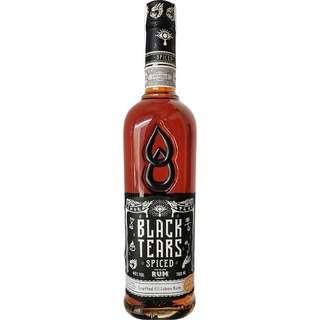 Black Tears Spiced Rum Spiced Rum