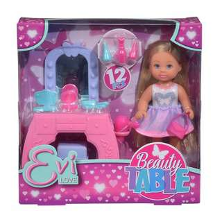 Simba Toys Evi LOVE Beauty Table