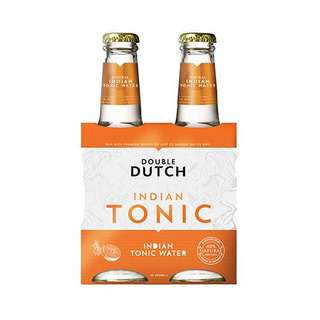 Double Dutch 4pack Indian -DD Tonic Water