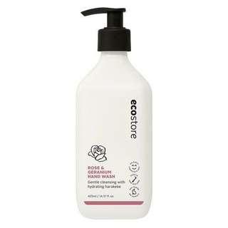 Ecostore Rose & Geranium Handwash