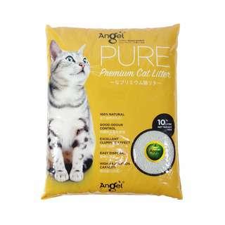 Angel Pure Premium Cat Litter Apple Scented