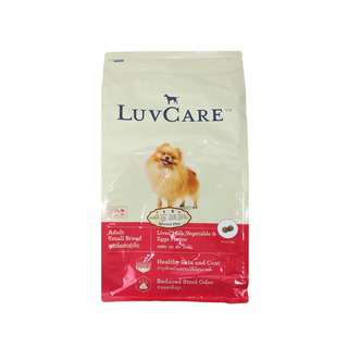 Luv Care Toy & Small Breed-Liver Milk & Vegetable Dog Dry Foo