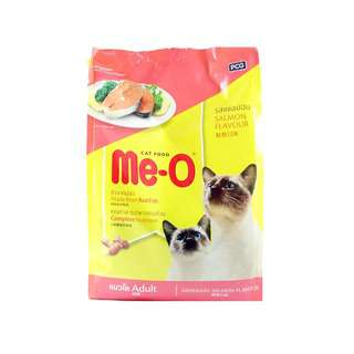Me-O Salmon Dry Cat Food