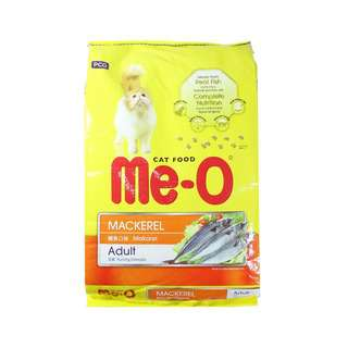 Me-O Mackerel Adult Cat Food
