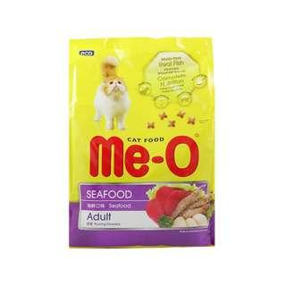 Me-O Seafood Adult Cat Food