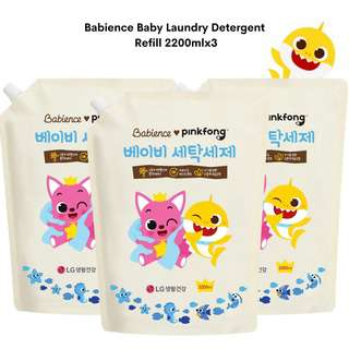 Babience Babience Laundry Detergent Refill