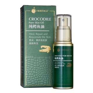 HERITAGE Crocodile Pure Skin Oil 50 ML