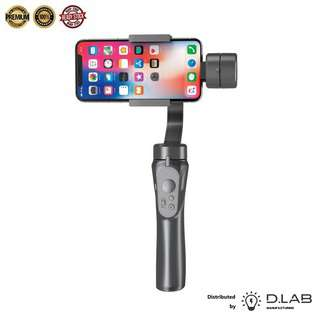 D.LAB MANUFACTURING 3-Axis Smartphone Gimbal Stabilizer (H4)