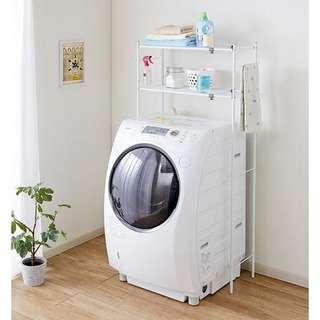 HEIAN SHINDO Adjustable Laundry Washing Machine Rack TLR-1