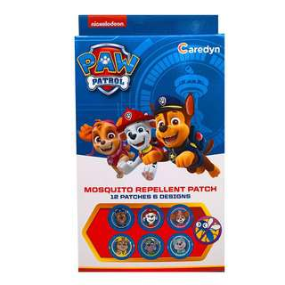 Caredyn Paw Patrol Mosquito Repellent Patch (12 Patches)