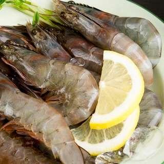 Catch Seafood Sea Prawns