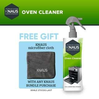 KNAUS Oven Cleaner