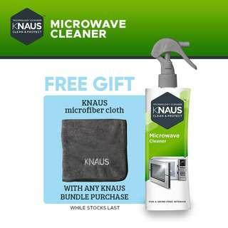 KNAUS Microwave Cleaner
