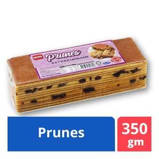 Delyco Prunes Kueh Lapis