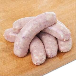 The Cellar Door English Cumberland Pork Sausages - Frozen