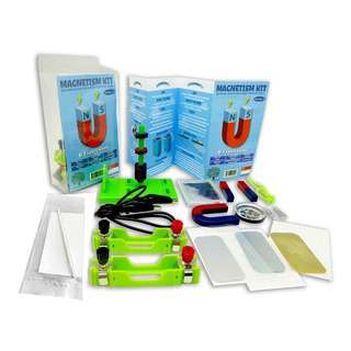 Play N Learn STEM Science 6 Experiments on Magnetism Kit