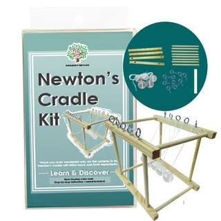 Play N Learn STEM Learn & Discover Newton's Cradle