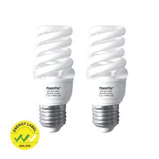 PowerPac (SMT13E27) 2X Bulb Daylight