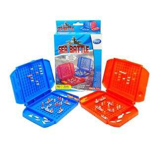 Play N Learn Board Game Sea Battle Strategy Game