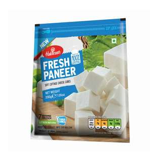 Haldiram's Fresh Paneer Cubes - Frozen - By Sonnamera