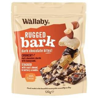 Wallaby Rugged Bark Honey Comb Crumble