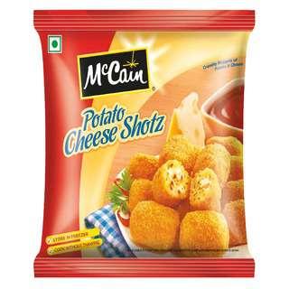 McCain Potato Cheese Shotz (Croquettes) Frozen - By Sonnamera