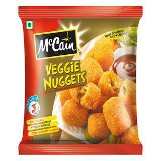 McCain Veggie Nuggets (Croquettes) - Frozen - By Sonnamera