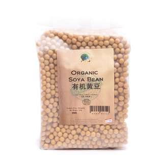 Green Earth Organic Soya Beans