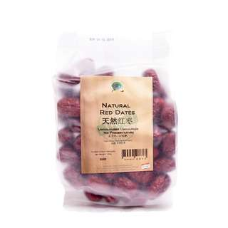 Green Earth Red Dates