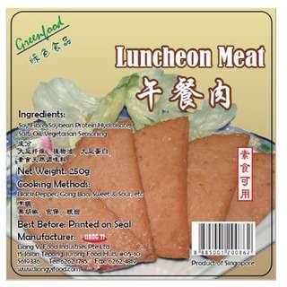 Liang Yi Vegetarian Luncheon Meat 250g