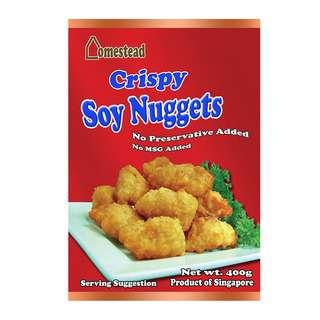 Liang Yi Vegetarian Crispy Soy Nugget 400g