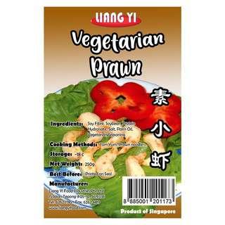 Liang Yi Vegetarian Prawn
