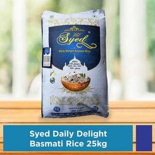 Syed Daily Delight Basmati Rice