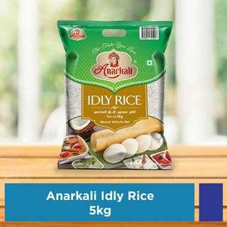 Anarkali Idly Rice