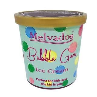 MELVADOS Bubble Gum Ice Cream