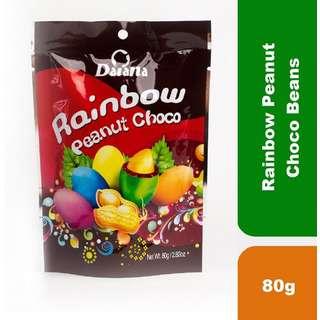 Daiana Rainbow Peanut Choco 80g
